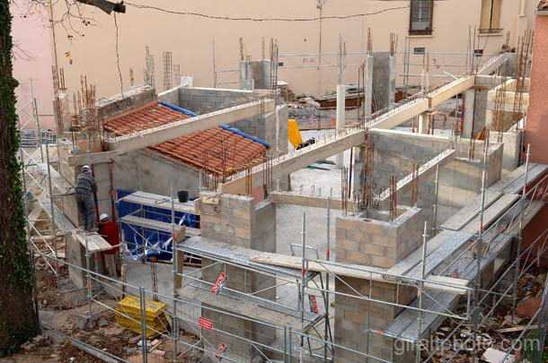 Construction batiment photographe Perpignan